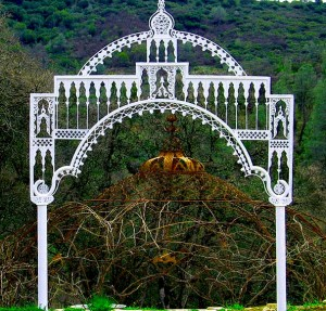 7th Step Arch to Holy Corona